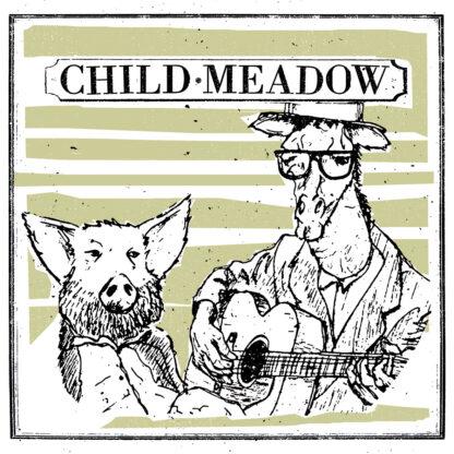 child meadow - cripsy bbq tofu burger LP