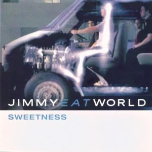 """jimmy eat world - sweetness 7"""""""