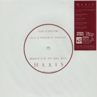 hexis - MMXIV. A. D. XII. KAL. DEC. flexi disc