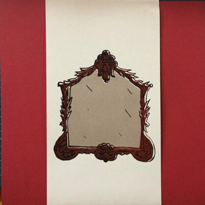 "coma regalia - the mirror 11"" LP"