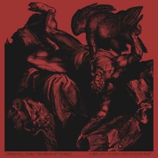 siberian hell sounds / convulsing split LP