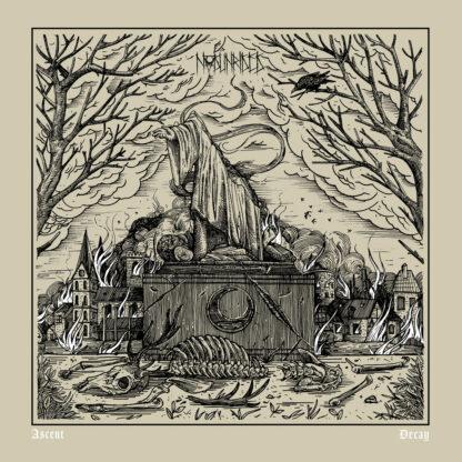 no sun rises - ascent / decay LP