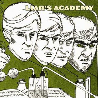 """liar's academy - run for cover 7"""""""
