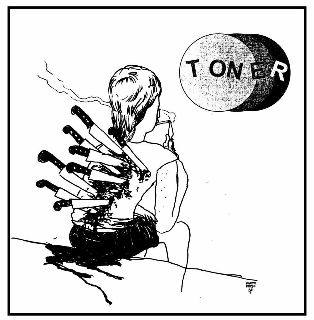 toner - s/t LP
