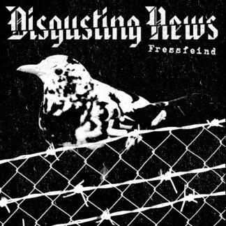 "disgusting news - fressfeind 12"""