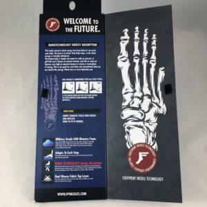 footprint - flat kingfoam insoles 3mm