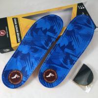 footprint - kingfoam orthotic insoles low