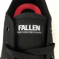 fallen - forte black/black (vegan)