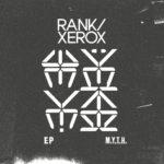 """rank / xerox - m.y.t.h. EP 12"""" (myth)"""