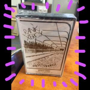 rank / xerox - mass transit mongo combo cassette
